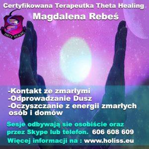 Theta Healing – możliwość kontaktu ze zmarłymi
