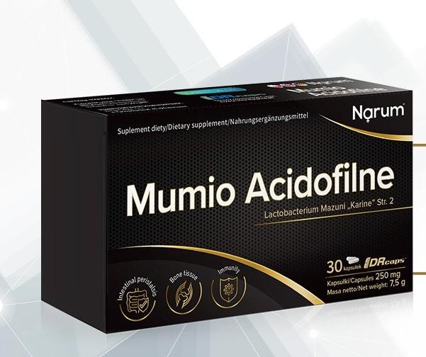Probiotyk Narum wprowadzi porządek w Twoich jelitach!
